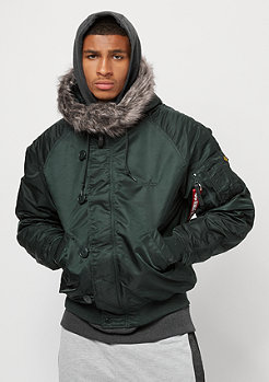 Alpha Industries N2B VF 59 dark petrol