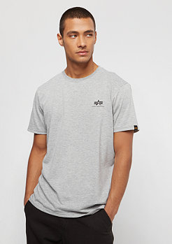 Alpha Industries Basic Small Logo grey heather