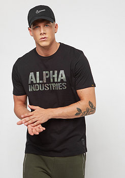 Alpha Industries Camo Print black/woodland