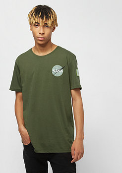 Alpha Industries Space Shuttle dark green