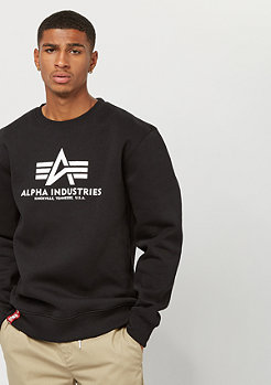 Alpha Industries Basic Sweater black