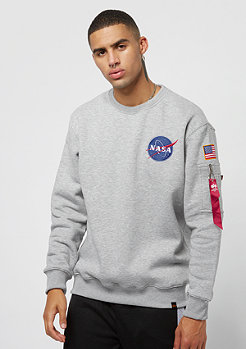 Alpha Industries Space Shuttle grey heather