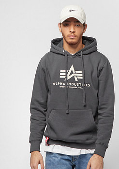 Alpha Industries Basic greyblack