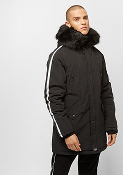 Sixth June Parka With Fur black black