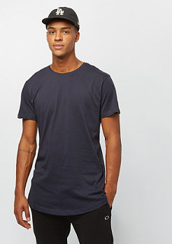 Urban Classics Shaped Long navy