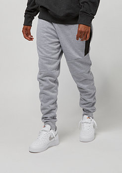 Southpole Color Block Tech Jogger Pant heather grey