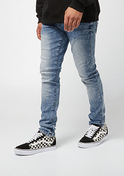Southpole Flex Basic Skinny Fit mid sand blue