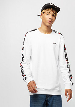 Fila AREN CREW bright white - black