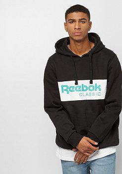 Reebok CLR OTH Hoodie black/white