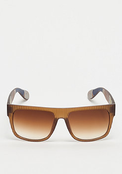 Kreedom Grafton matte crystal brown-bronze