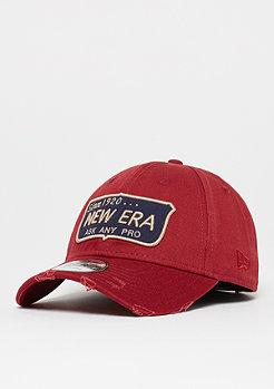 New Era 9Forty Distressed Since 1920 New Era hot red