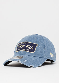 New Era 9Forty Distressed Since 1920 New Era denim
