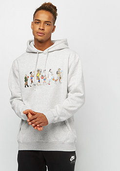 K1X Evolution Of Baller Hoody light grey heather