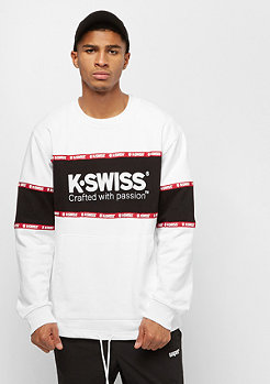 k-swiss Modesto Oversized Sweat white