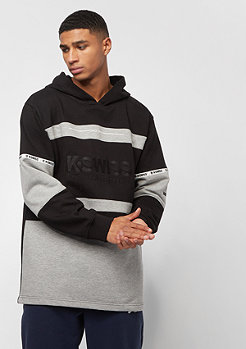 K-Swiss Richmond Oversized Hoodie black/grey