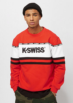 K-Swiss Fresno Sweat red