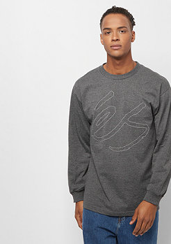 eS Script LS charcoal/heather
