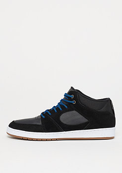 eS Accel Slim Mid weatherized black/white/royal