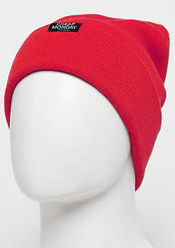 Cheap Monday Cheap Beanie dkred