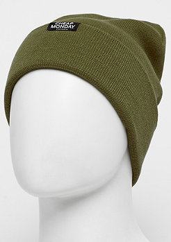 Cheap Monday Cheap Beanie khaki green
