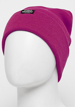 Cheap Monday Cheap Beanie pinkbluis