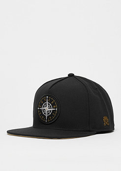 Cayler & Sons CL Navigating Cap black/gold