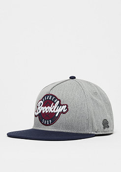 Cayler & Sons C&S CL BK Barber Cap grey/navy