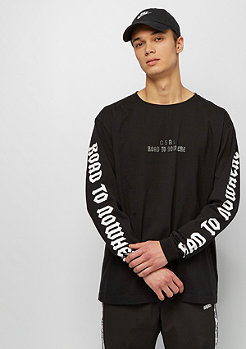 Cayler & Sons CSBL RTN Semi Box Longsleeve black/white