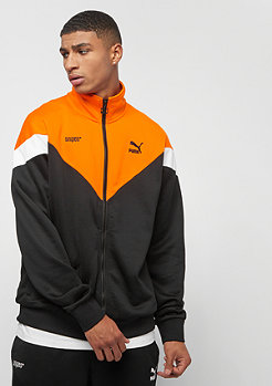 Puma Puma x Snipes Battle of the Year Colorblock Track Jacket oriole/black
