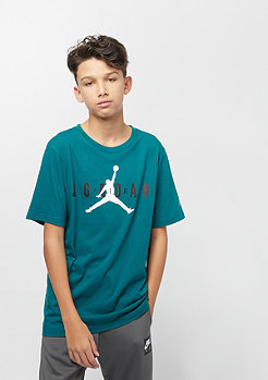 JORDAN Junior Brand 5 geaode teal