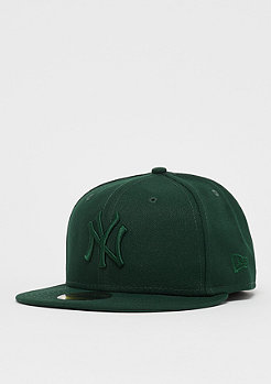 New Era 59Fifty MLB New York Yankees Essential dark green