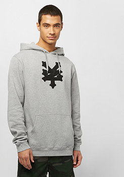 Zoo York Cracker Hoodie heather grey