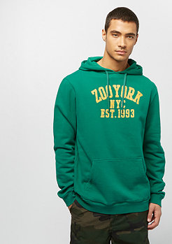 Zoo York Branch Arsch Hoodie hunter green