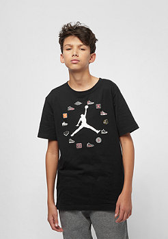 JORDAN Junior Pinned Up black