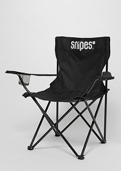 SNIPES Folding chair black