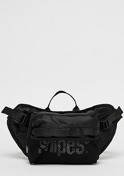 SNIPES Mesh Shoulder Bag 3.0 black