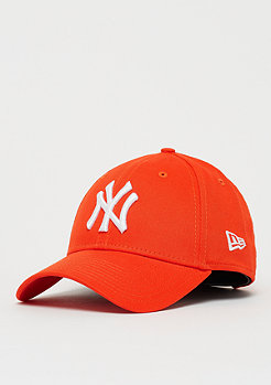 New Era 9Forty MLB New York Yankees Essential orange/opc white