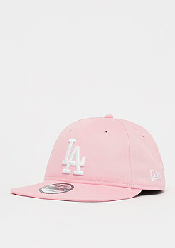 New Era 9Twenty MLB Los Angeles Dodgers Packable pink lemo/opt white