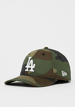 New Era 9Twenty MLB Los Angeles Dodgers Packable woodcamo/otc white