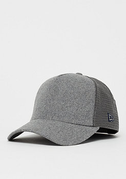 New Era A-Frame Trucker Winter Utility Melton gray