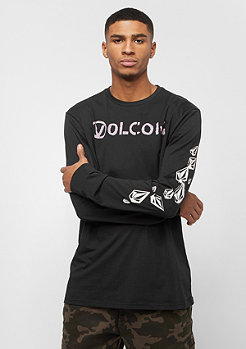 Volcom Stone Spew BSC LS black