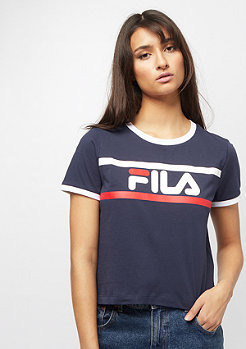Fila FILA Urban Line Tee WMN Ashley cropped black iris