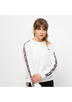 Fila Urban Line Crew WMN Tivka Sweat bright white