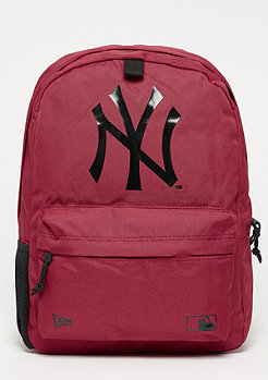 New Era MLB New York Yankees Stadium Pack cardinal/black