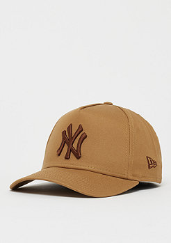 New Era A-Frame MLB New York Yankees Essential wheat/brown