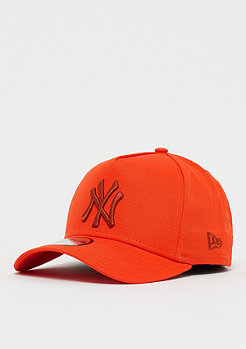 New Era A-Frame MLB New York Yankees Essential orange/market organge