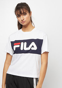 Fila FILA Urban Line Tee WMN Allison bright white, black iris