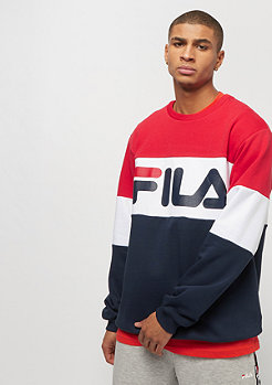 Fila FILA Urban Line Crew Sweat Straight Blocked black iris/true