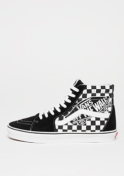 VANS UA SK8-Hi 8 (Checkerboard) black/true white