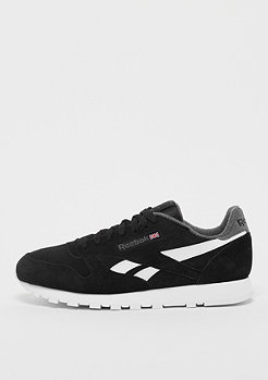 Reebok CL Leather MU black/true grey